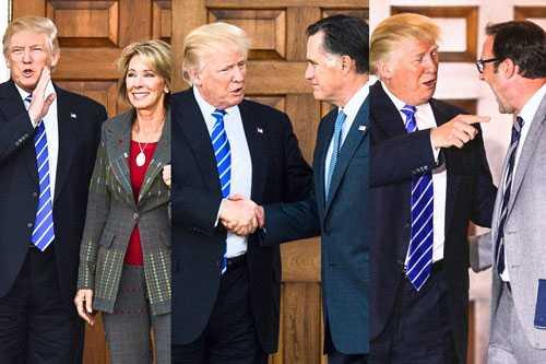 Noi cac ty do cua ong Donald Trump: 'Khong co bua an nao mien phi' hinh anh 2