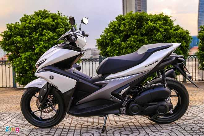 Khan hang, Yamaha NVX loan gia hinh anh 1