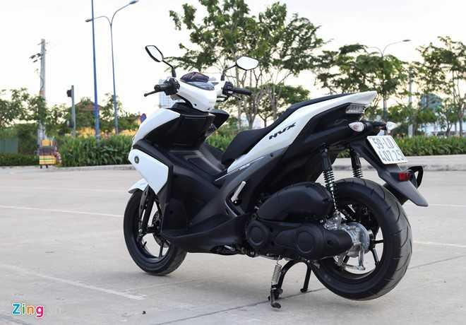 Khan hang, Yamaha NVX loan gia hinh anh 2