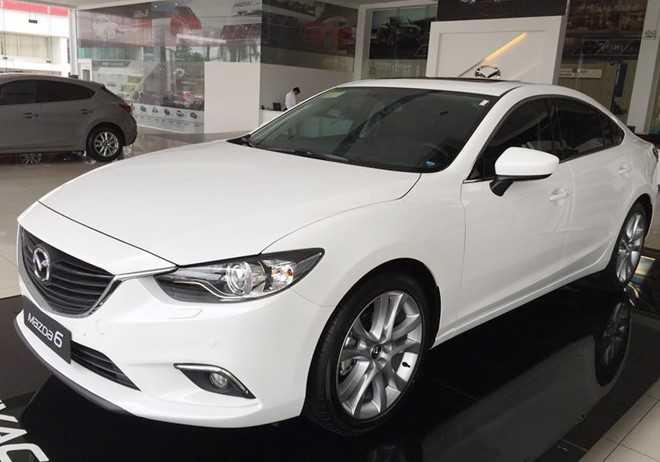 Vi sao xe Mazda giam gia 170 trieu dong? hinh anh 2