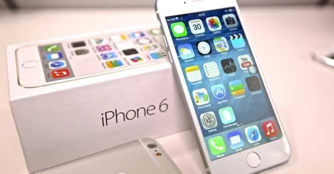Roi xuong con 5 trieu dong, iPhone 6 lock thanh hang gia re hinh anh 1