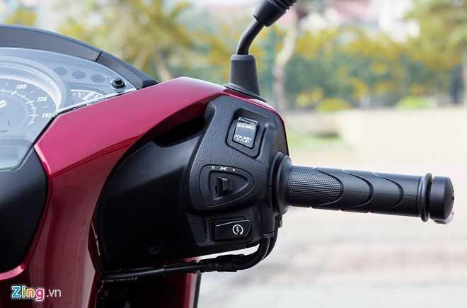 Ngam Honda SH 150i ABS 2017 mau do, gia 90 trieu dong vua ban o Viet Nam hinh anh 7