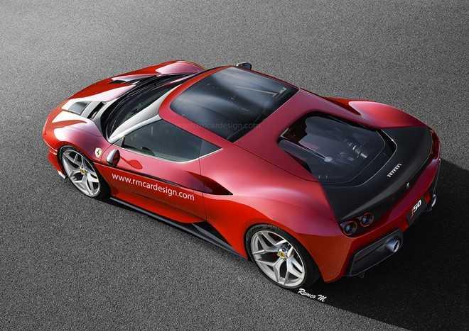 Ferrari gioi thieu xe hiem cho gioi sieu giau Nhat Ban hinh anh 2