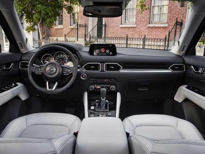 Lo dien Mazda CX-5 moi gia tu 21.400 USD hinh anh 1