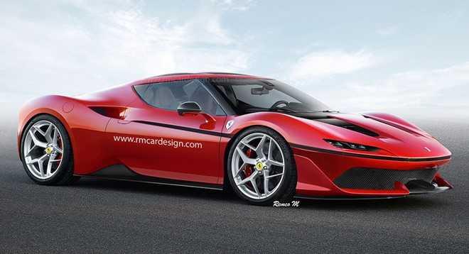 Ferrari gioi thieu xe hiem cho gioi sieu giau Nhat Ban hinh anh 1