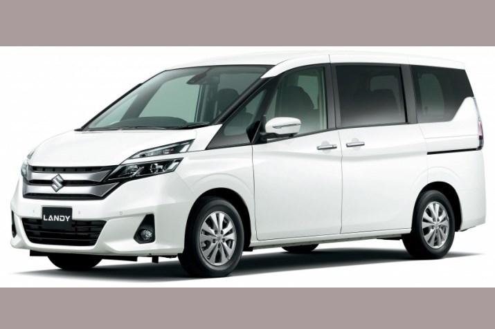 Suzuki Landy - xe 8 cho gia chi hon 500 trieu dong hinh anh 3