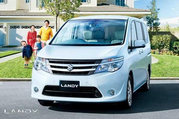 Suzuki Landy - xe 8 cho gia chi hon 500 trieu dong hinh anh 8
