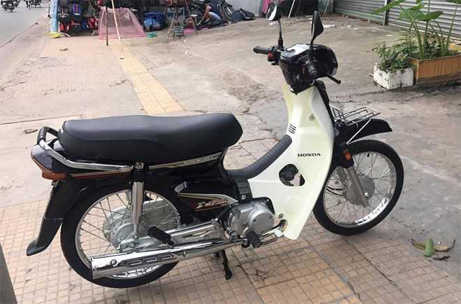 Honda Super Dream 2013 trum men o Sai Gon cho thanh hang doc hinh anh 12