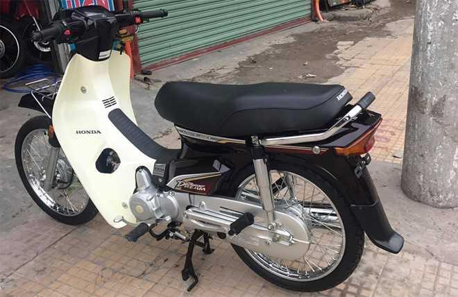 Honda Super Dream 2013 trum men o Sai Gon cho thanh hang doc hinh anh 2
