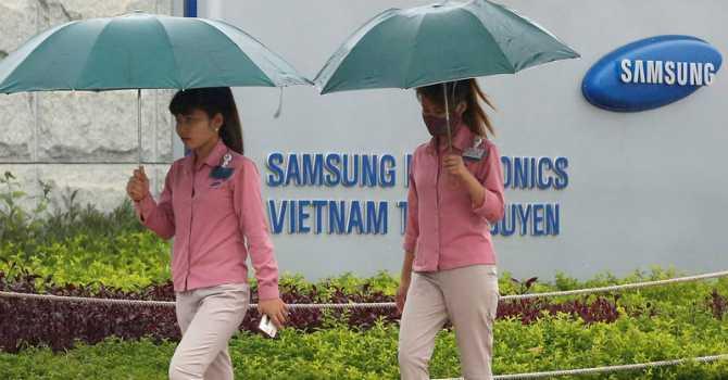 Galaxy Note 7 phat no, Samsung Bac Ninh bao lo 3.000 ty dong: Samsung Viet Nam len tieng hinh anh 1