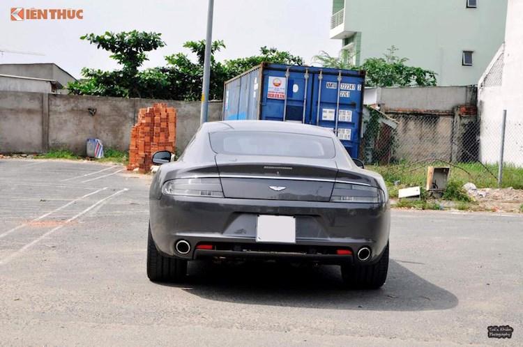 'Hang doc' Aston Martin Rapide hon 5 ty dong tai Viet Nam hinh anh 13