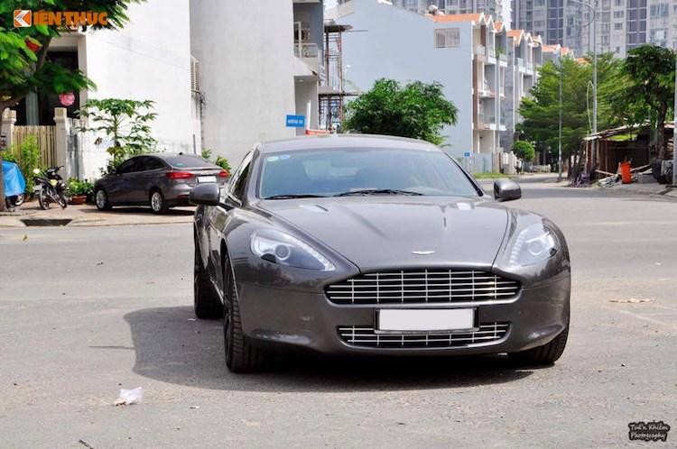 'Hang doc' Aston Martin Rapide hon 5 ty dong tai Viet Nam hinh anh 2