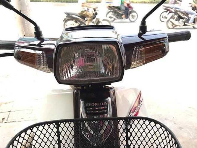 Can canh Honda Super Dream chay 1.500km gia tram trieu dong hinh anh 2