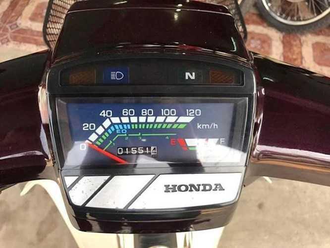 Can canh Honda Super Dream chay 1.500km gia tram trieu dong hinh anh 4
