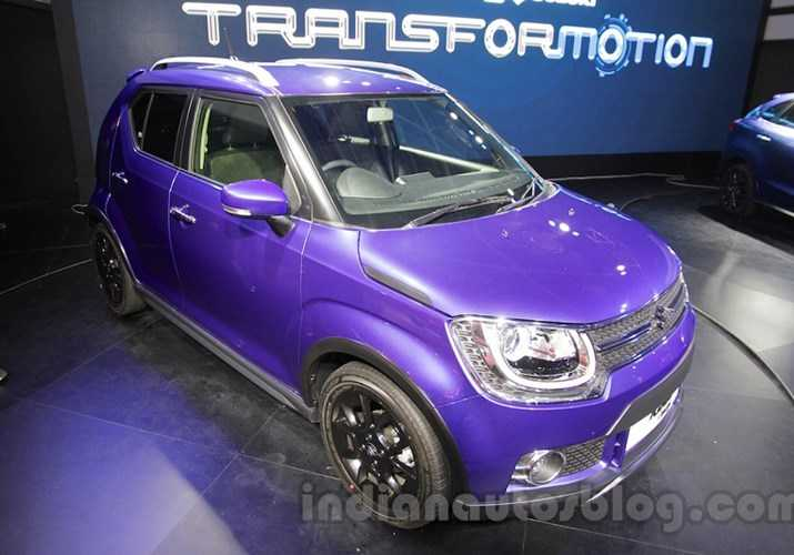 O to gia re 2016: Suzuki Ignis 'vo dich' chi voi 169 trieu dong hinh anh 1