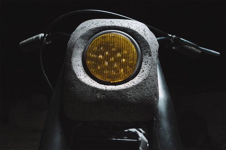 Ngam 'hang hiem' moto Honda CX500 do 100% tu da bazan hinh anh 5