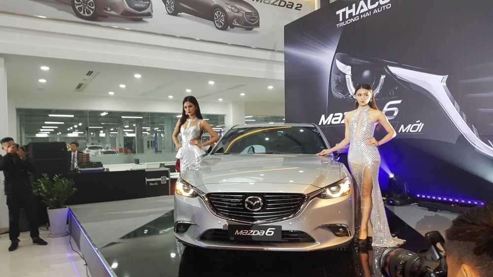 Mazda6 moi 'chot' gia tu 975 trieu dong hinh anh 2