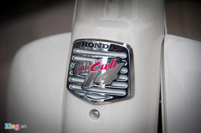 Ngam Honda Little Cub Fi 2017 gia ngang SH150i tai Ha Noi hinh anh 4