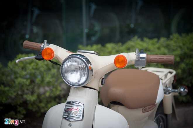 Ngam Honda Little Cub Fi 2017 gia ngang SH150i tai Ha Noi hinh anh 2