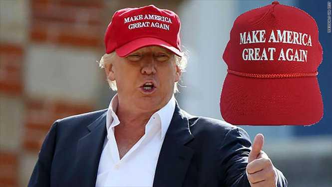 'Mu do Donald Trump': Canh bao chan dong dang thanh hien thuc hinh anh 1