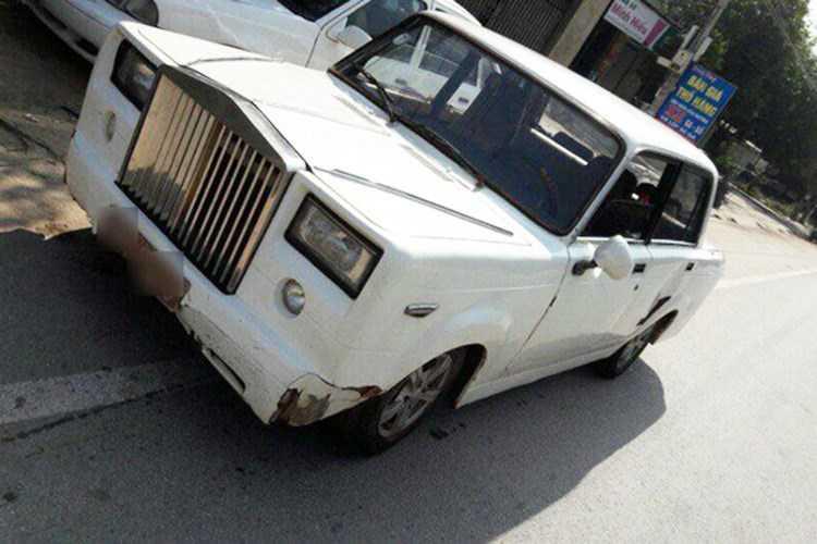 Thu vi Rolls-Royce 'made in Vietnam' gia 10 trieu dong hinh anh 1