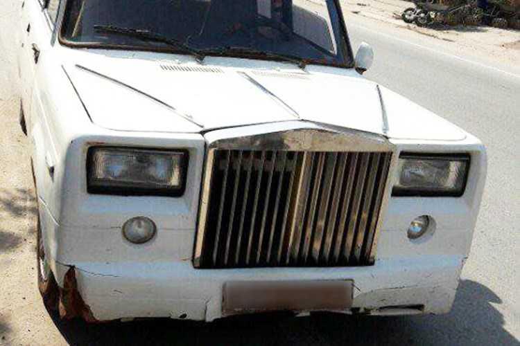 Thu vi Rolls-Royce 'made in Vietnam' gia 10 trieu dong hinh anh 2