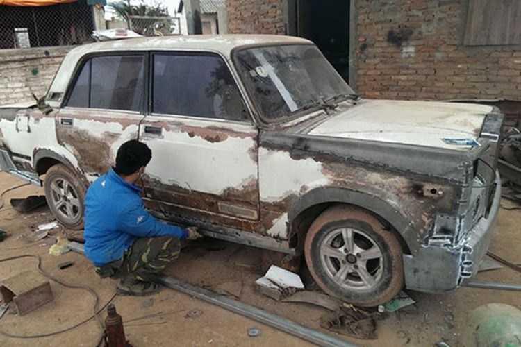 Thu vi Rolls-Royce 'made in Vietnam' gia 10 trieu dong hinh anh 4
