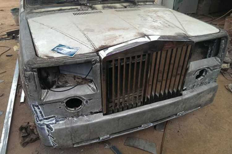 Thu vi Rolls-Royce 'made in Vietnam' gia 10 trieu dong hinh anh 5