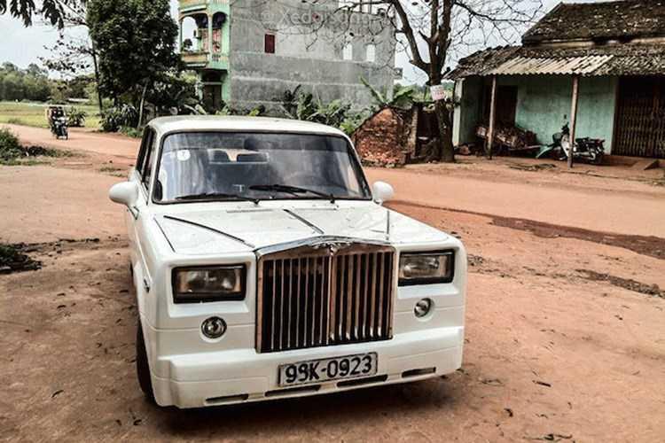 Thu vi Rolls-Royce 'made in Vietnam' gia 10 trieu dong hinh anh 6