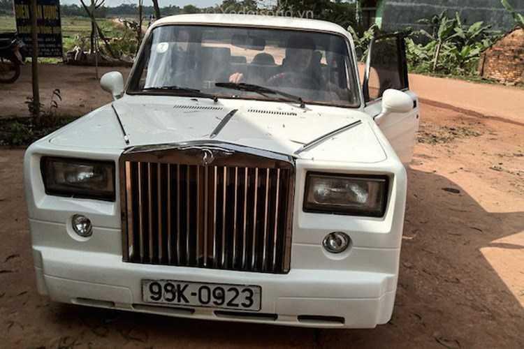 Thu vi Rolls-Royce 'made in Vietnam' gia 10 trieu dong hinh anh 7