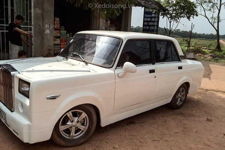 Thu vi Rolls-Royce 'made in Vietnam' gia 10 trieu dong hinh anh 8