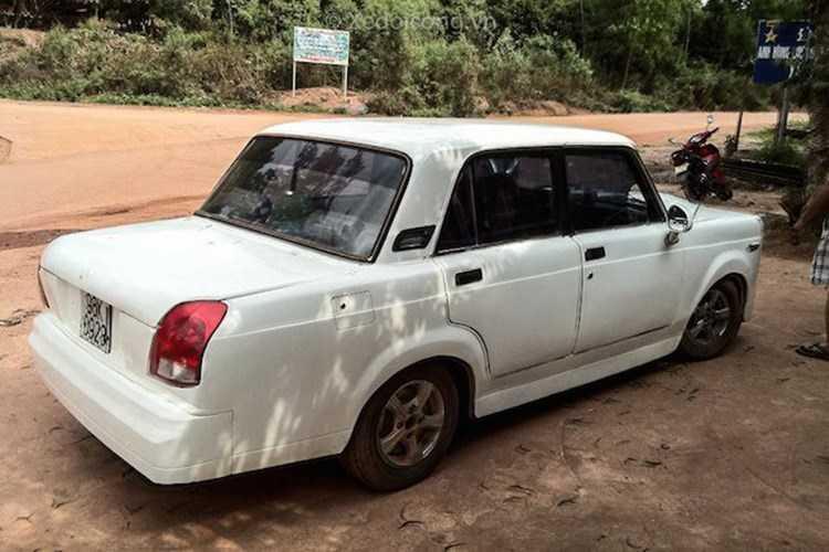 Thu vi Rolls-Royce 'made in Vietnam' gia 10 trieu dong hinh anh 9