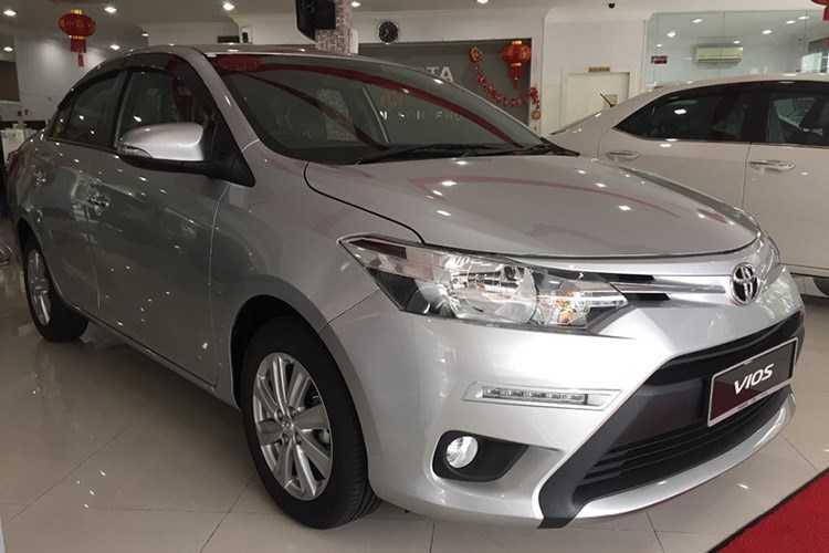 Toyota Vios 2016 'chot gia' tu 415 trieu dong hinh anh 12