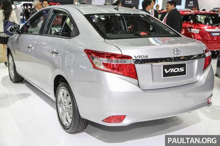 Toyota Vios 2016 'chot gia' tu 415 trieu dong hinh anh 2