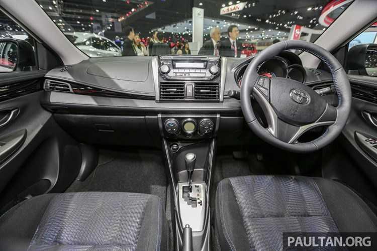 Toyota Vios 2016 'chot gia' tu 415 trieu dong hinh anh 6