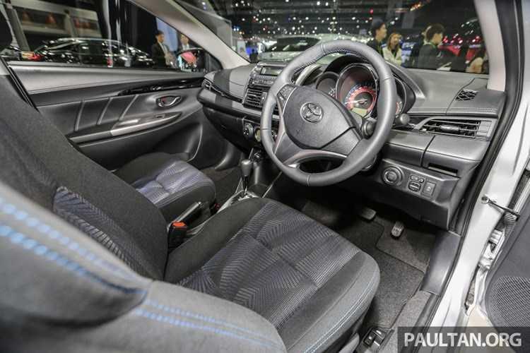 Toyota Vios 2016 'chot gia' tu 415 trieu dong hinh anh 7
