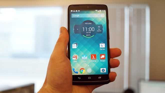 'San' smartphone duoi 5 trieu choi Tet hinh anh 5