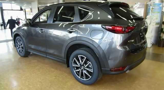 Mazda CX-5 the he moi 'chot gia' 528 trieu dong hinh anh 3