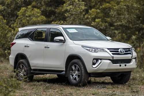 Toyota Fortuner pha ky luc doanh so tai Viet Nam hinh anh 2