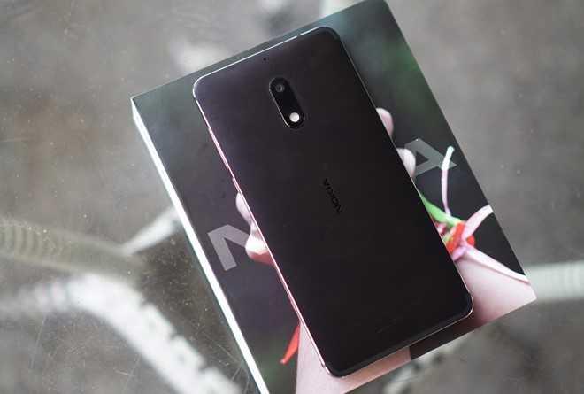 Smartphone Nokia 6 ve Viet Nam gia 7 trieu dong hinh anh 3