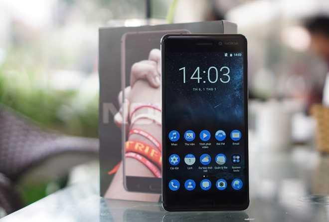 Smartphone Nokia 6 ve Viet Nam gia 7 trieu dong hinh anh 4