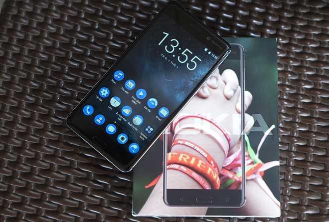 Smartphone Nokia 6 ve Viet Nam gia 7 trieu dong hinh anh 1