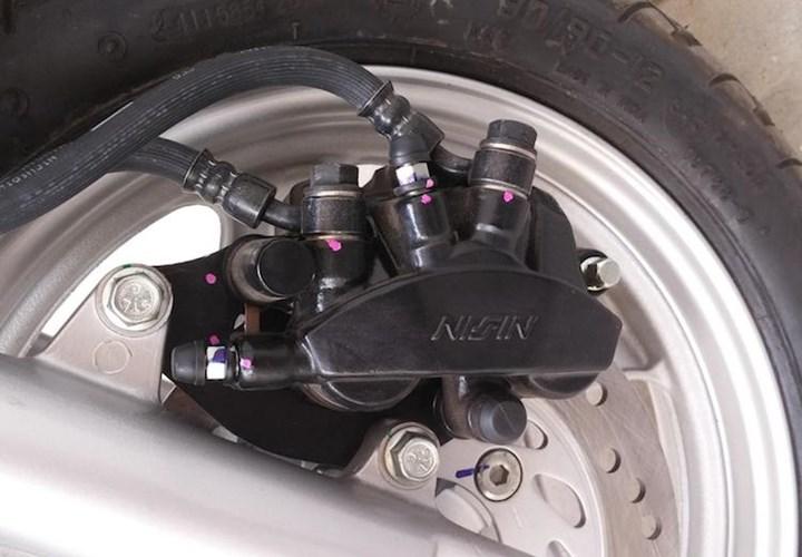 Can canh xe tay ga Honda Activa gia re chi 19,2 trieu dong hinh anh 3
