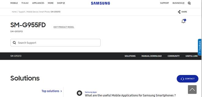 Samsung vo tinh xac nhan su xuat hien cua Galaxy S8 Plus hinh anh 1