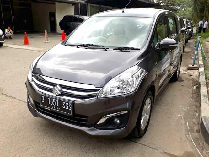 MPV 7 cho Suzuki Ertiga Diesel Hybrid gia sieu re chi 373 trieu dong hinh anh 1