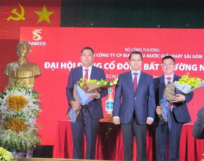 Lo dien nguoi 'the chan' ong Vu Quang Hai tai Sabeco hinh anh 1