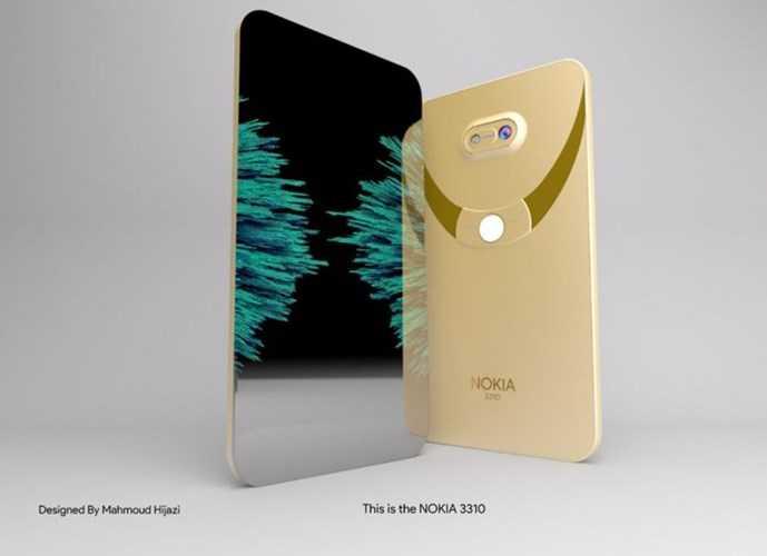 Ro ri hinh anh Nokia 3310 phien ban 2017 dep me hon hinh anh 6