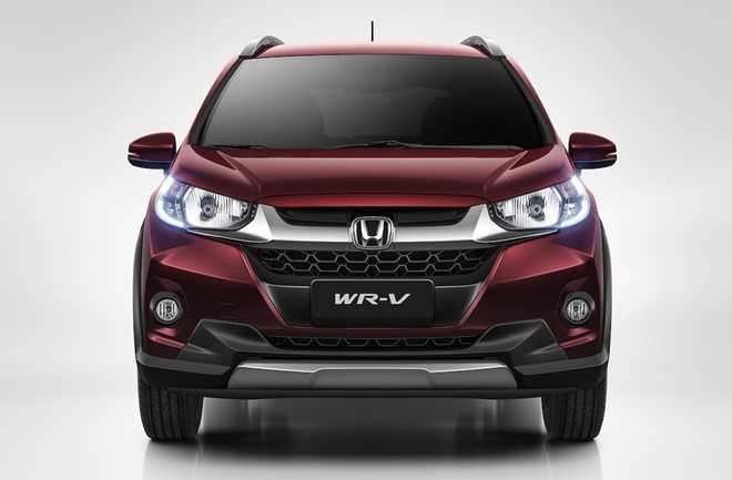 Honda WR-V, dan em CR-V co gia hon 238 trieu dong hinh anh 1