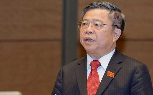 Vi pham cua Ha Tinh ve Formosa: Ong Vo Kim Cu chiu 'trach nhiem chinh' hinh anh 1