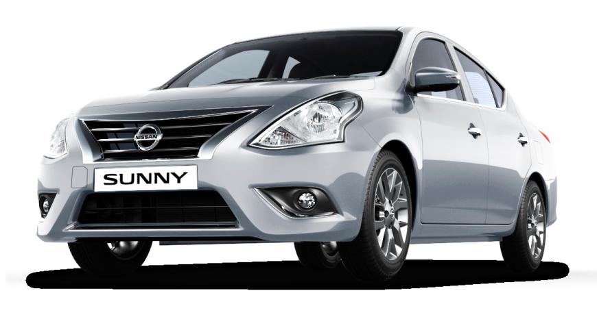 Giam 35 trieu dong, Nissan Sunny ham nong 'duong dua' ha gia o to hinh anh 1